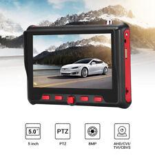"5"" 1080P CCTV Tester Monitor 8MP Support TVI Camera Tester HDMl input PTZ Contro"