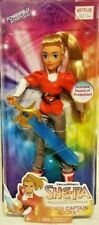 SHE-RA And The Princesses of Power FORCE CAPTAIN ADORA Poseable Doll Sword New