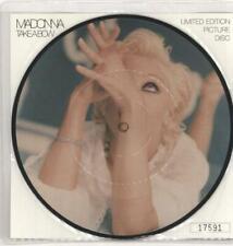 """Madonna 7"""" vinyl picture disc single Take A Bow UK W0278P MAVERICK 1994"""