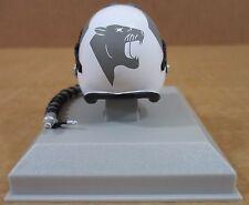 "Armour Pilot Helmet HGU 55P U.S. Navy ""Wildcats"" Die-Cast 1:8 Scale NEW Art 6058"