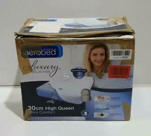 Aerobed 1422666 Extra Comfort Mattress, Queen Size