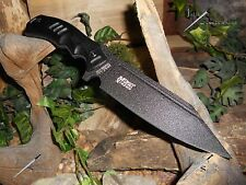M-tech Extreme/Knife/Bowie/Blade/Full tang/Heavy duty/MOLLE/Hunting/Zombie