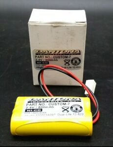 Dantona Custom -7 NI-CD 2.4V / 800mAh Battery