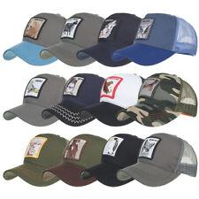 Mens Ladies Baseball Cap Snapback Summer Womens Sport Mesh Hat Adjustable NEW