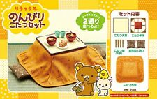 Re-Ment Rilakkuma Kotatsu Table Miniature Set