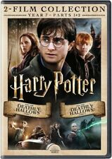 Harry Potter and the Deathly Hallows, Part 1 and 2 [New DVD] 2 Pack, E