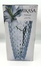 Mikasa Palazzo 12-Inch Crystal  Glass Vase