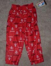 NEW NBA Houston Rockets Loungewear Sleepwear Pants Toddler 2T NEW NWT