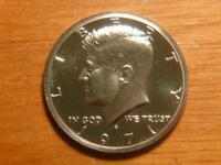 1971-S Kennedy Half Dollar Double Die Obverse FS 101 Proof.....SKU#13799