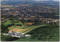 Alte Postkarte - Sankt Wendel/Saar - Bosenberg-Kurklinik und Ostertal-Klinik