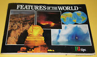 BROOKE BOND PG Tips * Features Of The World * Full Set Of Cards & Album *