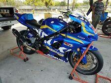 EXHAUST HANGER BRACKETS L&R SUZUKI GSXR1000 GSXR 1000 2007 - 2008 LIFE WARRANTY!