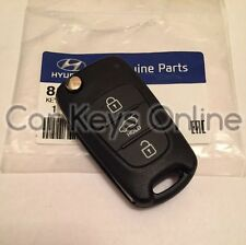 Genuine Hyundai i30 Remote Key Cut to Your Car - 95430-A5101 (2012 - 2015)