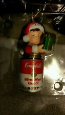 Campbell's Soup, 2002 Christmas, Campbell's Kid in a Can Ornament