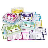 maths  home school learning resource RAINBOW FRACTIONS TILES /& TRAY 6yrs