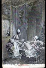 CONSULTATION MEDICALE & ESPION ,,, INFIRMIERE AIDE-SOIGNANTE au soin pour FEMME