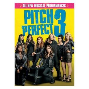 Pitch Perfect 3 (DVD, 2018)