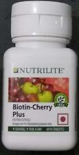 NUTRILITE BIOTIN CHERRY PLUS - FREE SHIPPING