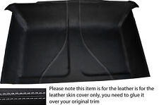 WHITE STITCH REAR ROOF LINING HEADLINING COVER FITS LAND ROVER DEFENDER 90 110