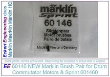 E 60146 NEW Marklin HO Brush Set Brushes for Drum Commutator Motors (DCM) 601460