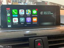 BMW Apple CarPlay Aktivierung NBT EVO USB-Aktivierung + Video während der Fahrt