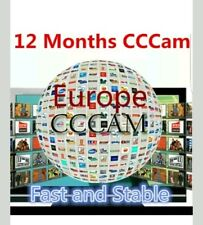 Cccam 7 clines12 meses muy estable