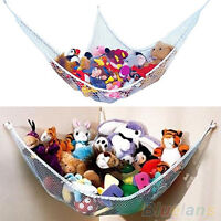 Magic 70 Feet Jumbo Toy Hammock Organizer Boy Girl Stuffed Animal Storage Bag