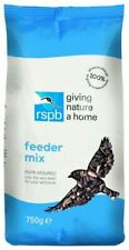 RSPB Feeder Seed Mix Wild Bird Food 750G