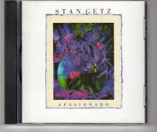 (HH16) Stan Getz, Apasionado - 1990 sealed CD