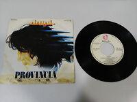 "Drupi Provinz 1979 Saphir Single 7 "" Vinyl Spanisch Edition Selten"