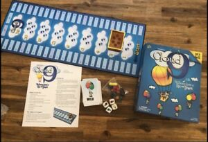 Cloud 9 Out Of The Box Family Board Game Rare , Complete
