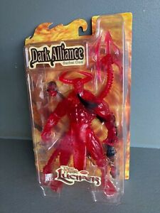 Dark Alliance Hellfire Lucifer clear transparent exclusive
