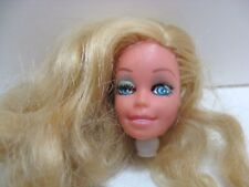 1980 Western Barbie doll head - head only