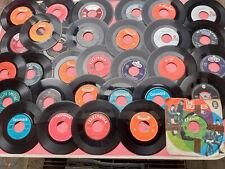 2000 Single sehr stark gebraucht zum Basteln oder Partydeko 50er bis 80er Jahre