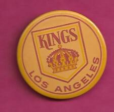 RARE VINTAGE LOS ANGELES KINGS PINBACK  (INV# C4437)