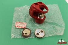 KAWASAKI H1 S3 KH400 KH500 KZ900 FRONT CALIPER ASSY REBUILT RED WITH PADS