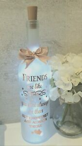 LED  Light Up Bottles Decorative Gift For a Friend Christmas/Birthday