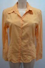 MEXX CHEMISIER .  ORANGE TAILLE 40 T40 L   SHIRT CAMISA BLUSE BLOUSE
