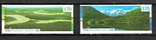 #10011 ARGENTINA 2021 UPAEP AMERICA NATIONAL PARKS NATURE MOUNTAINS RIVERS MNH