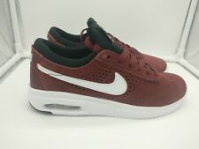hot sale online decba 41911 Nike SB Air Max Bruin Vapor UK 4.5 Dark Team Red White Star Blue 882097-