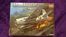 Academy 1:48 F8F-1 Bearcat kit modelo de avión aviones de combate 2186 * * Bolsa Sellada