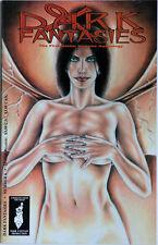 Dark Fantasies #6 (Gothic Vampire Anthology) - Dark Fantasy Production