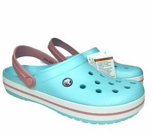 Crocs Crocband lightweight Clog Stylish & comfy Slip on Women's Shoe size 10 NEW