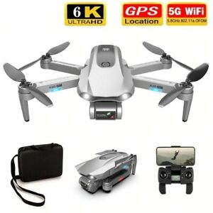 Drone K60 Pro GPS SINGLE AXIS 6K-5G-1B HD Camera System Two Axis Gimbal Camera