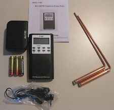 Ghost Hunting P-SB7 EVP Spirit Box & FREE DOWSING RODS Seen On Ghost Adventures