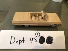 Dealer Promo Model - 1964 Chevrolet Chevy Impala Convertible MINT