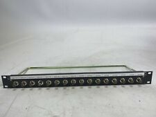 BNC rack patch panel (ref 3)