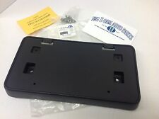 2006-2010 Chrysler PT Cruiser Front Bumper LICENSE PLATE BRACKET Kit new OEM