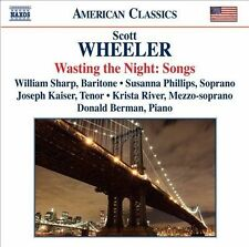 NEW - Wasting the Night: Songs by WHEELER,SCOTT