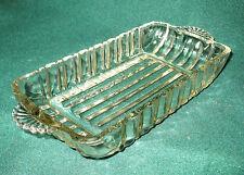 Vintage Glass Serving Dish